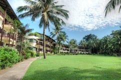 Club Med Bintan, Indonesien Arkivfoto