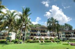 Club Med Bintan, Indonesien Royaltyfria Foton