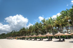 Club Med, Bintan, Indonezja Fotografia Royalty Free