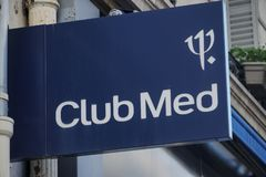 Club Med photos stock