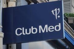 Club Med zdjęcia stock