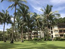 Club Med Resort Bintan images libres de droits