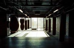 Club moderno di lotta Fotografia Stock Libera da Diritti