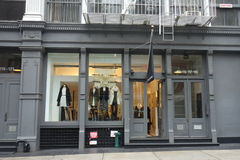 Club Monaco Stock Image