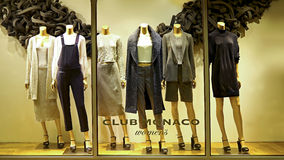 Club monaco women's clothing Stock Photo