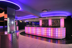 club night Στοκ φωτογραφία με δικαίωμα ελεύθερης χρήσης