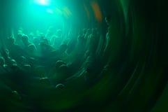 Club nocturno Fotografía de archivo libre de regalías