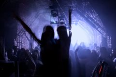 Club party Stock Photography