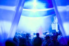 Club people Royalty Free Stock Photography