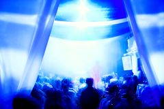 Club people Royalty Free Stock Photo