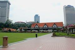 Club real de Selangor Fotografía de archivo libre de regalías