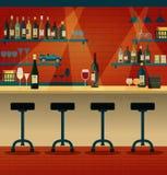 Club & Restaurant Stock Photos