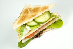 Free Club Sandwich Royalty Free Stock Photos - 1744278