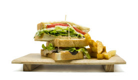 Club Sandwich Stock Image