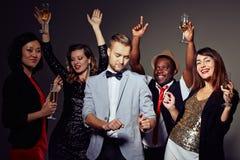 clubbers zdjęcie royalty free