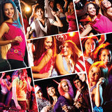 Clubbing Royalty Free Stock Image