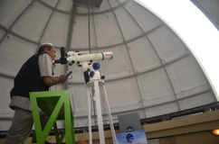 CLUBE DA ASTRONOMIA DO ESTUDANTE DE INDONÉSIA Imagem de Stock Royalty Free