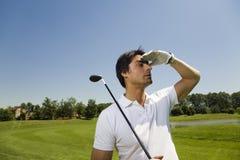 Clube de golfe Imagem de Stock