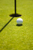 Clube de golfe foto de stock royalty free