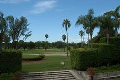 Clube de golfe Fotos de Stock