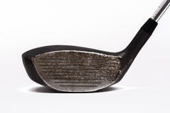 Clube de golfe do excitador Fotografia de Stock Royalty Free