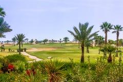 Clube de Maritim Joli Ville Golf Foto de Stock