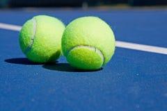 Clube de tênis do recurso foto de stock