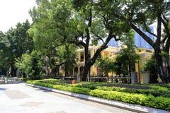 Clube diplomático de Guangzhou imagem de stock royalty free