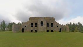 Clube do Hellfire, alojamento de caça velho no monte de Montpelier em Dublin, Irlanda imagem de stock
