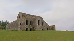 Clube do Hellfire, alojamento de ca?a velho no monte de Montpelier em Dublin, Irlanda imagens de stock royalty free