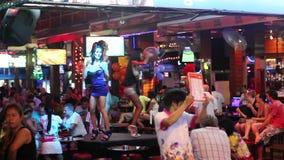 clube do strip-tease com desempenho despido filme