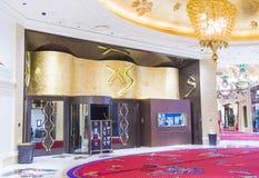 Clube noturno de Las Vegas XS Imagem de Stock