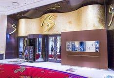 Clube noturno de Las Vegas XS Imagens de Stock