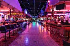 Clube noturno em Tailândia Fotos de Stock Royalty Free