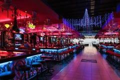 Clube noturno em Tailândia Foto de Stock