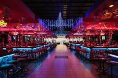Clube noturno em Tailândia Imagem de Stock