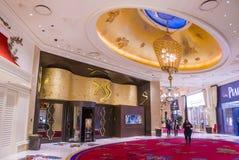 Clube noturno Las Vegas de XS Imagem de Stock Royalty Free