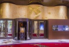Clube noturno Las Vegas de XS Fotos de Stock Royalty Free