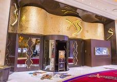 Clube noturno Las Vegas de XS Fotos de Stock