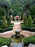 Clubhuis in de tuin Royalty-vrije Stock Fotografie