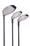 Clubs de golf Images stock
