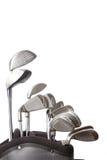 Clubs de golf Fotos de archivo