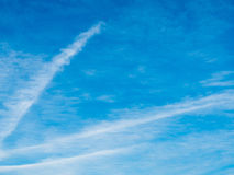 Cludy blue sky Royalty Free Stock Photo