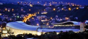 Cluj arena Royaltyfria Foton