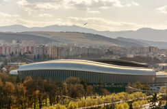Cluj Arena Stock Photo