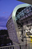 Cluj Arena stadium detail Royalty Free Stock Photo