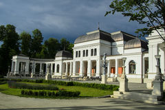 Cluj centraal park Royalty-vrije Stock Afbeelding