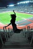 cluj elita napoca Romania stadium uefa zdjęcia royalty free