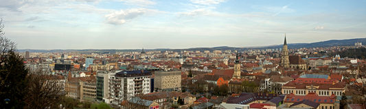 Cluj Napoca Stock Photography