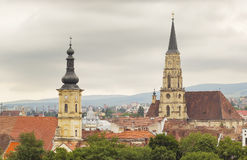 Cluj Napoca Royalty Free Stock Image
